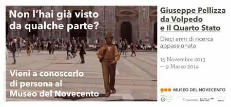 Fortuna - 2013 Mostra Museo Novecento locandina