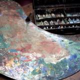 Tavolozza e colori Lefranc_IMG_4014